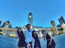Merdeka Square Kuala Lumpur Malaysia Selangor Dataran Merdeka Kuala Lumpur Malaysia Travel Raymond Ong Effye Ang Pinky Ning Estella Oon 吉隆坡马来西亚A08