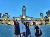 Merdeka Square Kuala Lumpur Malaysia Selangor Dataran Merdeka Kuala Lumpur Malaysia Travel Raymond Ong Effye Ang Pinky Ning Estella Oon 吉隆坡马来西亚A09