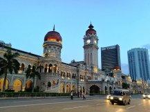 Merdeka Square Kuala Lumpur Malaysia Selangor Dataran Merdeka Kuala Lumpur Malaysia Travel Raymond Ong Effye Ang Pinky Ning Estella Oon 吉隆坡马来西亚B01