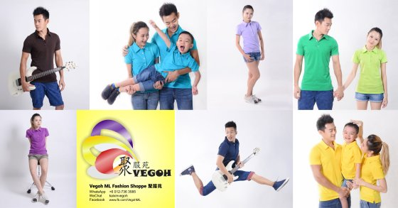 Vegoh ML Fashion Shoppe 聚服苑 - Malaysia Fashion Clothing Online Store Underwear Beauty Products Cosmetic 马来西亚时尚服装网络销售 内衣 美容品 化妆品 A01-00