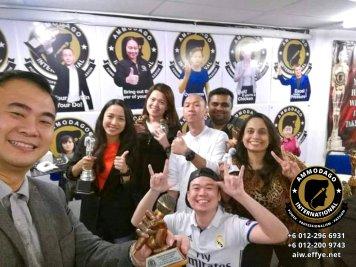 Ammodago International 工作坊 2018 David Goh 发展你成为世界级的演讲者 让你体验你内在的力量 马来西亚 雪兰莪 吉隆坡 培训 训练 课程 2018 EPA13