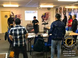 Ammodago International 工作坊 2018 David Goh 发展你成为世界级的演讲者 让你体验你内在的力量 马来西亚 雪兰莪 吉隆坡 培训 训练 课程 2018 EPA14