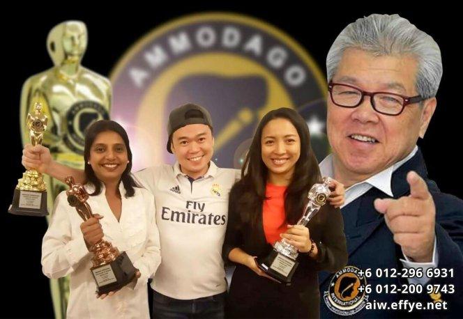Ammodago International 工作坊 2018 David Goh 发展你成为世界级的演讲者 让你体验你内在的力量 马来西亚 雪兰莪 吉隆坡 培训 训练 课程 2018 EPA04