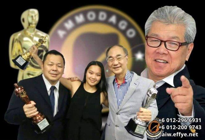 Ammodago International 工作坊 2018 David Goh 发展你成为世界级的演讲者 让你体验你内在的力量 马来西亚 雪兰莪 吉隆坡 培训 训练 课程 2018 EPA05