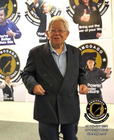 Ammodago International 工作坊2018 David Goh 发展你成为世界级的演讲者 让你体验你内在的力量 马来西亚雪兰莪吉隆坡演讲培训 训练课程 2018 EPA02-05