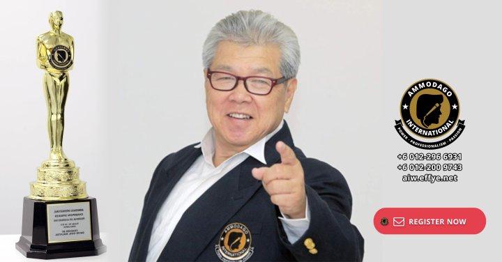 Ammodago International Workshop 2018 David Goh Develop You To Be World Class Speaker Experience The Power Within You Malaysia Selangor Kuala Lumpur Training 2018 EPA00