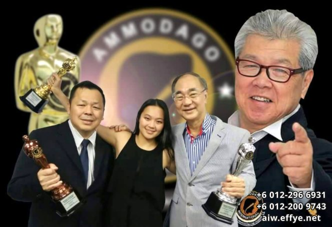 Ammodago International Workshop 2018 David Goh Develop You To Be World Class Speaker Experience The Power Within You Malaysia Selangor Kuala Lumpur Training 2018 EPA05