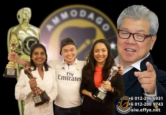 Ammodago International Workshop 2018 David Goh Develop You To Be World Class Speaker Experience The Power Within You Malaysia Selangor Kuala Lumpur Training 2018 EPA06