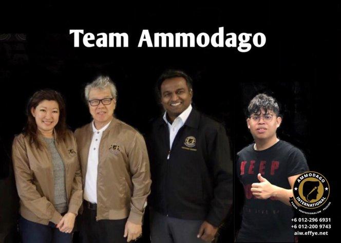 Ammodago International Workshop Team 2019 David Goh Develop You To Be World Class Speaker Experience The Power Within You Malaysia Selangor Kuala Lumpur Training EPA04-01