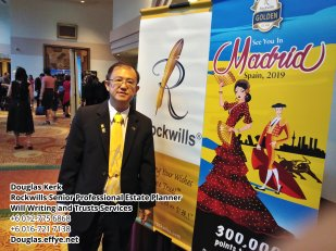 Douglas Kerk Rockwills Senior Professional Estate Planner - Will Writing and Trusts Services Batu Pahat and Kluang Johor Malaysia Property Management PA02-08