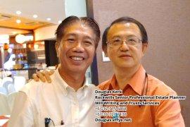 Douglas Kerk Rockwills Senior Professional Estate Planner - Will Writing and Trusts Services Batu Pahat and Kluang Johor Malaysia Property Management PA02-09
