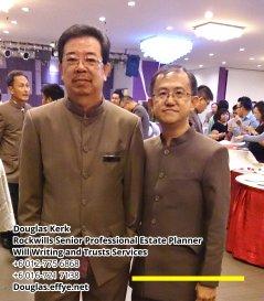 Douglas Kerk Rockwills Senior Professional Estate Planner - Will Writing and Trusts Services Batu Pahat and Kluang Johor Malaysia Property Management PA02-12