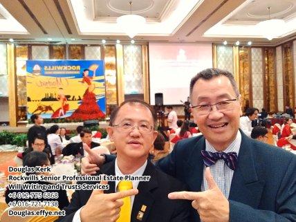 Douglas Kerk Rockwills Senior Professional Estate Planner - Will Writing and Trusts Services Batu Pahat and Kluang Johor Malaysia Property Management PA02-21