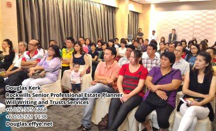 Douglas Kerk Rockwills Senior Professional Estate Planner - Will Writing and Trusts Services Batu Pahat and Kluang Johor Malaysia Property Management PA02-32
