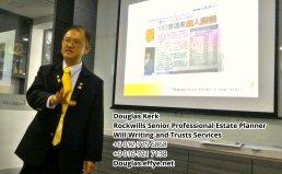 Douglas Kerk Rockwills Senior Professional Estate Planner - Will Writing and Trusts Services Batu Pahat and Kluang Johor Malaysia Property Management PA02-35