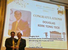 Douglas Kerk Rockwills Senior Professional Estate Planner - Will Writing and Trusts Services Batu Pahat and Kluang Johor Malaysia Property Management PA02-36