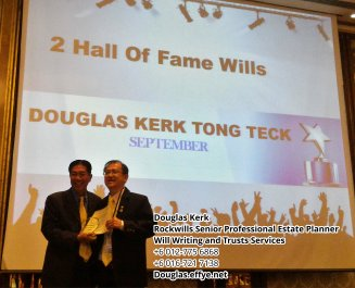 Douglas Kerk Rockwills Senior Professional Estate Planner - Will Writing and Trusts Services Batu Pahat and Kluang Johor Malaysia Property Management PA02-37