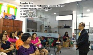 Douglas Kerk Rockwills Senior Professional Estate Planner - Will Writing and Trusts Services Batu Pahat and Kluang Johor Malaysia Property Management PA02-39