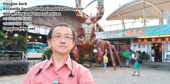 Douglas Kerk Rockwills Senior Professional Estate Planner - Will Writing and Trusts Services Batu Pahat and Kluang Johor Malaysia Property Management PA03-02
