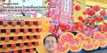 Douglas Kerk Rockwills Senior Professional Estate Planner - Will Writing and Trusts Services Batu Pahat and Kluang Johor Malaysia Property Management PA03-05