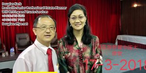 Douglas Kerk Rockwills Senior Professional Estate Planner - Will Writing and Trusts Services Batu Pahat and Kluang Johor Malaysia Property Management PA03-10