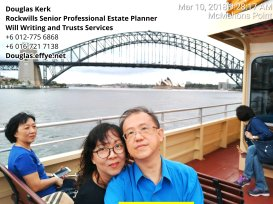Douglas Kerk Rockwills Senior Professional Estate Planner - Will Writing and Trusts Services Batu Pahat and Kluang Johor Malaysia Property Management PA03-26