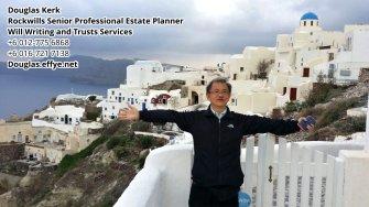 Douglas Kerk Rockwills Senior Professional Estate Planner - Will Writing and Trusts Services Batu Pahat and Kluang Johor Malaysia Property Management PA03-34