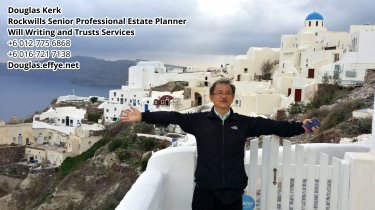 Douglas Kerk Rockwills Senior Professional Estate Planner - Will Writing and Trusts Services Batu Pahat and Kluang Johor Malaysia Property Management PA03-34