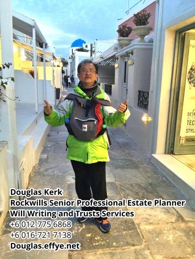 Douglas Kerk Rockwills Senior Professional Estate Planner - Will Writing and Trusts Services Batu Pahat and Kluang Johor Malaysia Property Management PA03-38