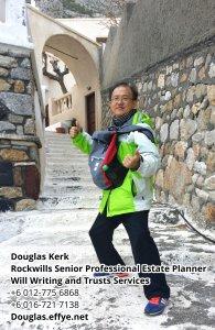 Douglas Kerk Rockwills Senior Professional Estate Planner - Will Writing and Trusts Services Batu Pahat and Kluang Johor Malaysia Property Management PA03-43