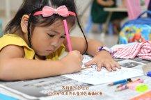 Batu Pahat Gereja Joy Soga Colouring Contest 苏雅喜乐堂主办2018年 峇株巴辖双亲节儿童填色画画比赛 培养儿童对彩色画画的兴趣 发掘美术的潜能 C1-01