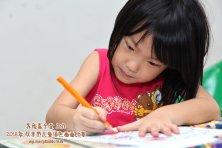 Batu Pahat Gereja Joy Soga Colouring Contest 苏雅喜乐堂主办2018年 峇株巴辖双亲节儿童填色画画比赛 培养儿童对彩色画画的兴趣 发掘美术的潜能 C1-14