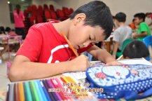Batu Pahat Gereja Joy Soga Colouring Contest 苏雅喜乐堂主办2018年 峇株巴辖双亲节儿童填色画画比赛 培养儿童对彩色画画的兴趣 发掘美术的潜能 C1-17