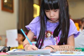 Batu Pahat Gereja Joy Soga Colouring Contest 苏雅喜乐堂主办2018年 峇株巴辖双亲节儿童填色画画比赛 培养儿童对彩色画画的兴趣 发掘美术的潜能 C1-19