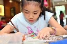 Batu Pahat Gereja Joy Soga Colouring Contest 苏雅喜乐堂主办2018年 峇株巴辖双亲节儿童填色画画比赛 培养儿童对彩色画画的兴趣 发掘美术的潜能 C1-43