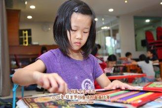 Batu Pahat Gereja Joy Soga Colouring Contest 苏雅喜乐堂主办2018年 峇株巴辖双亲节儿童填色画画比赛 培养儿童对彩色画画的兴趣 发掘美术的潜能 C1-47