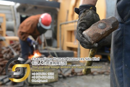 Chang Jiang Human Resources Johor Malaysia Foreign Worker Permit Passport Insurance Consultation Rehiring Workers and Maids EPA01-06