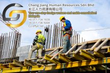 Chang Jiang Human Resources Johor Malaysia Foreign Worker Permit Passport Insurance Consultation Rehiring Workers and Maids EPA01-69