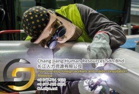 Chang Jiang Human Resources Johor Malaysia Foreign Worker Permit Passport Insurance Consultation Rehiring Workers and Maids EPA01-77
