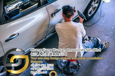 Chang Jiang Human Resources Johor Malaysia Foreign Worker Permit Passport Insurance Consultation Rehiring Workers and Maids EPA01-88