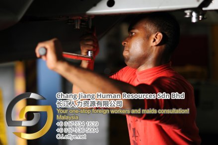 Chang Jiang Human Resources Johor Malaysia Foreign Worker Permit Passport Insurance Consultation Rehiring Workers and Maids EPA01-92
