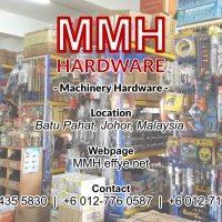 Megah Machinery Hardware Sdn Bhd - MMH Hardware
