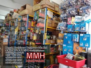 Malaysia Johor Batu Pahat Megah Machinery Hardware Sdn Bhd MMH Hardware Ang Ee Meng 洪维明 马来西亚 柔佛 峇株巴辖 全能机械五金有限公司 工业设备 液压机械 A02-04