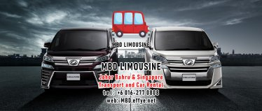 MBD Limousine Johor Bahru Transport and Car Rental Malaysia Transport and Car Rental Singapore Transport and Car Rental Transport between Malaysia and Singapore PA01-03
