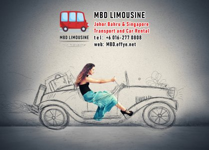 MBD Limousine Johor Bahru Transport and Car Rental Malaysia Transport and Car Rental Singapore Transport and Car Rental Transport between Malaysia and Singapore PA02-09