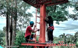 和平团契少年生活营 2018 你是谁 认识你自己 Peace Fellowship Youth Camp 2018 Who Are You Know Yourself Serama Adventure Park Ironman Walk A10
