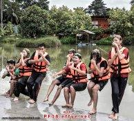 和平团契少年生活营 2018 你是谁 认识你自己 Peace Fellowship Youth Camp 2018 Who Are You Know Yourself Adventure Park Water Confidence A04