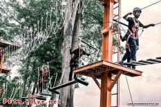 和平团契少年生活营 2018 你是谁 认识你自己 Peace Fellowship Youth Camp 2018 Who Are You Know Yourself Serama Adventure Park Ironman Walk A02