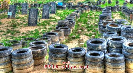 和平团契少年生活营 2018 你是谁 认识你自己 Peace Fellowship Youth Camp 2018 Who Are You Know Yourself Adventure Park Tyre Adventure A01