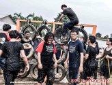 和平团契少年生活营 2018 你是谁 认识你自己 Peace Fellowship Youth Camp 2018 Who Are You Know Yourself Adventure Park Tyre Adventure A04